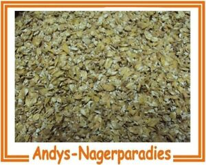 25kg Weizen gequetscht Quetschweizen Quetschgerste Quetschmischung