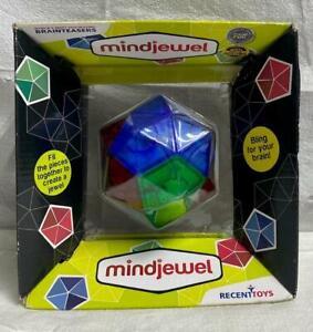 Recent Toys Mindjewel Brain Teaser Brainteaser 3D Puzzle Toy