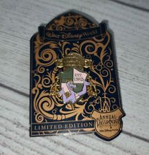 Disney World Annual Passholder Figment Epcot Crest Shield Pin 2016 New Le 3000