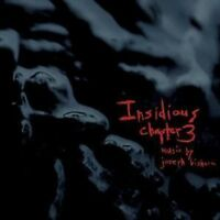Joesph Bishara - Insidious Chapter 3 [New CD]