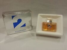 2 By Luciano Soprani Donna Woman EDT Miniatura Mignon 5ml