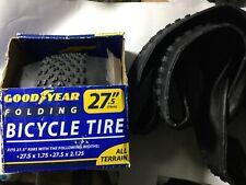"Goodyear Folding Bicycle Tire 2Pk All Terrain 27.5"" x 1.75 27.5"" x 2.125"
