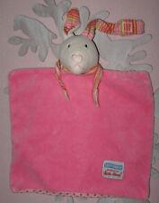 Babylove Käthe Kruse Maus rosa Schmusetuch Kuscheltuch Schnuffeltuch Schnuller