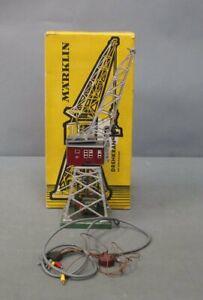 Marklin 7051 Remote Controlled Gantry Crane/Box