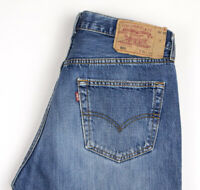 Levi's Strauss & Co Hommes 501 Jeans Jambe Droite Taille W34 L30 APZ1287