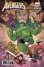 Avengers #679 Marvel Comics 2018 Perez Hulk Variant Cover No Surrender 1st Print