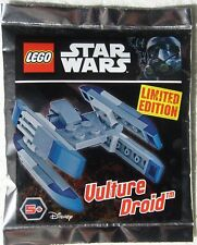 Lego Star Wars Vulture Droid (911723) New Factory Sealed in Foil Bag