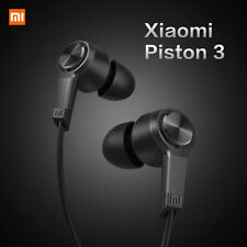 XIAOMI Mi Piston 3 Earphone Headphone Headset with volume Control and Mic