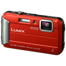 Panasonic Lumix dmc-ft30 Rouge