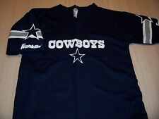 FRANKLIN DALLAS COWBOYS FOOTBALL JERSEY BOYS MEDIUM 10-12 EXCELLENT