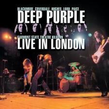 Deep Purple : Live in London CD (2007) ***NEW***