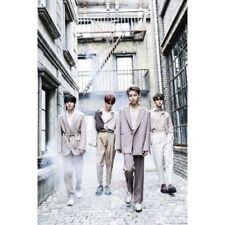 The Rose-[Dawn]2nd Mini Album CD+Broschüre+Free Gift Poster KPOP Sealed Boy Band