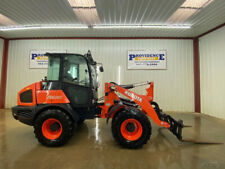 New listing 2018 Kubota R630 Cab Articulating Wheel Loader With A/C And Heat!