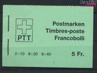 Schweiz MH68ar (kompl.Ausg.) postfrisch 1976 Baudenkmäler (9045959