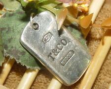 Sammeln Gebraucht Anhänger, 925 Silber