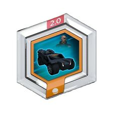 Disney Infinity 2.0 Nick Fury S.H.I.E.L.D. Containment Truck Toy Box Power Disc