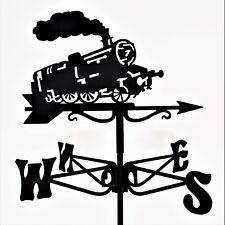 More details for mini steam engine metal weathervane