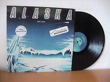 "ALASKA ""The Pack"" PROMO GERMAN LP 1985 (INTERCHORD INT 145.089) DMM WHITESNAKE"