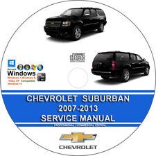 2011 suburban service manual