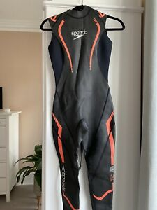Speedo Women's Small Sleeveless Wetsuit