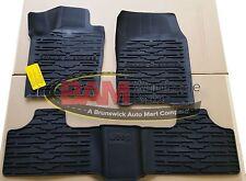 2013-2015 Jeep Grand Cherokee Slush All Weather Floor Mat OEM 82213686 Mopar