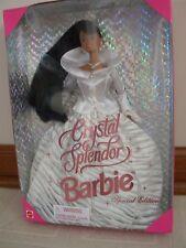 Black African American Crystal Splendor Barbie Spec Edition 1995