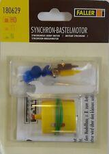 FALLER 180629 Synchronous Hobby Motor for some Faller Model kits