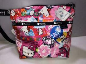 Hello Kitty x LeSportsac 45th Weekender Rare Limited