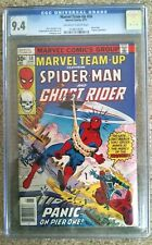 Marvel Team-Up #58 CGC 9.4 (1977) Spider-Man and Ghost Rider Chris Claremont!