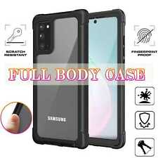 360 Full Body Case for Samsung Galaxy S20 S10 S9 S8 Note 20 10 Ultra 5G + Cover