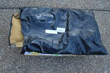 PORSCHE OEM FACTORY GENUINE SAND BIEGE LEATHER SPORT SEAT COVER FOR 996 AND 986