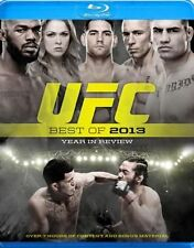 UFC: Best of 2013 Year in Review  (Blu-ray Disc, 2014, 2-Discs) WS