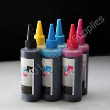 Refill bulk Ink HP02 CISS for HP C6240 C6100 C6150 3108 3110 3110v 3207 3210