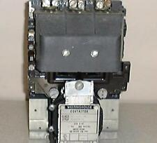100 Amp Westinghouse Contactor Size 3