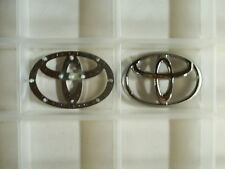 Toyota Land Cruiser Factory Driver Airbag Chromium Emblem 03-04-05-06-07 OEM