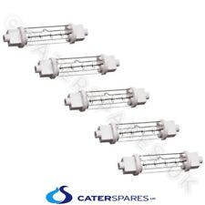 Catering Heat Lamp Bulb 300Watt Double Jacketed Gantry Light bluk buy 5 bulbs