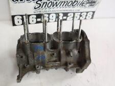 Yamaha Exciter 440 Snowmobile Engine Crankcase Cases EX440, Vintage Sled