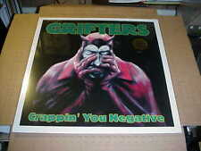 LP:  GRIFTERS - Crappin' You Negative  SEALED NEW REISSUE + digital download