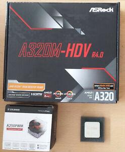 Aufrüstkit Bundle AMD Ryzen 5 3600 AM4, ASRock MB -ohne Arbeitsspeicher