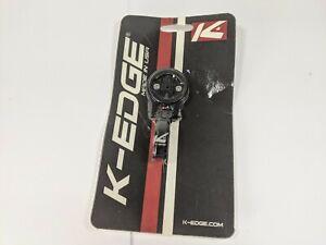 K-Edge Sport TT/ Aero Bar Adjustable 22.2mm Bike Handlebar Mount for Garmin Edge