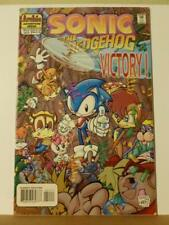 Sonic the Hedgehog 51 Archie IDW Knuckles Tails Ongoing Series