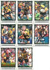 Parramatta Eels Original Team Set NRL & Rugby League Trading Cards