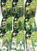 Star Wars Action Figure POWER OF THE JEDI (YOU PICK)