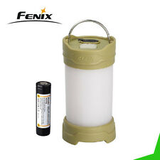 Fenix CL25R Lantern Camping Lamp USB Rechargeable 350 Lumens Olive Green