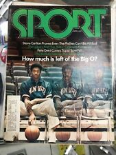 Sport Magazine Apr 1973 How Much Is Left Of The Big O?
