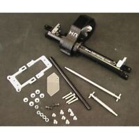 Hot Racing SCP12LC01 Black MOA Steering Axle Kit Axial AX10 Scorpion SCX10