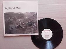 LP 33t TONY DAGRADI/OASIS disque GRAMAVISION GR 8001 ( poch MN vinyle EXC ) 1980