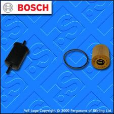 KIT Di Servizio Per PEUGEOT 206 1.4 16 V BENZINA OLIO Filtri di carburante (2003-2007)