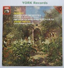ASD 3804 - DEBUSSY - Images For Orchestra PREVIN London SO - Ex Con LP Record
