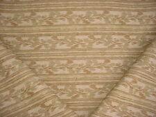 16Y Valdese Circa 1801 Bronto Southwest Chenille Stripe Upholstery Fabric
